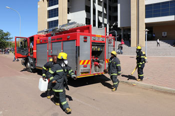 fire readiness drill