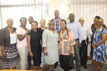 UB special education programme excites NUL delegation