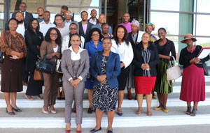 UB academics heed call to champion and localise SDGs in Botswana